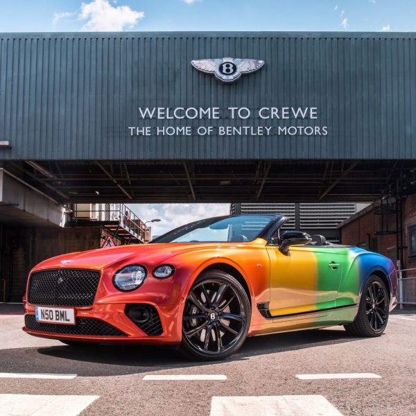 Bentley Motors Launch Covid Impact Fund