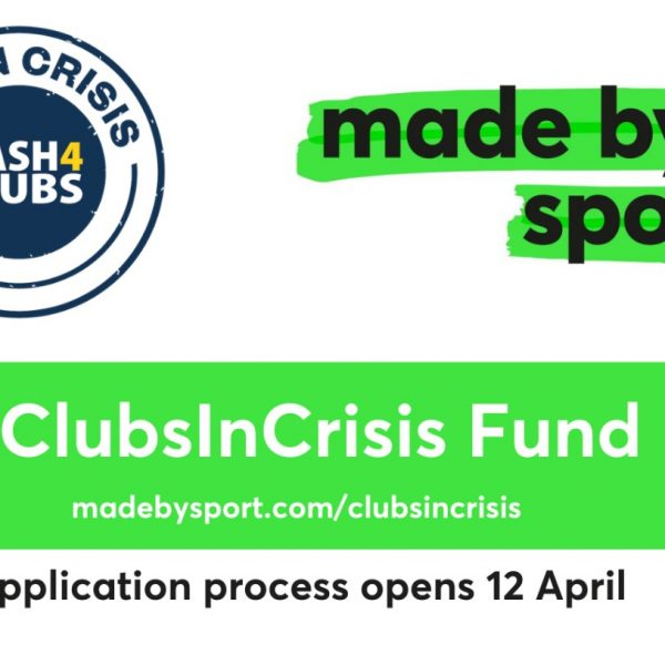 Made By Sport – 'Clubs In Crisis' fund launches